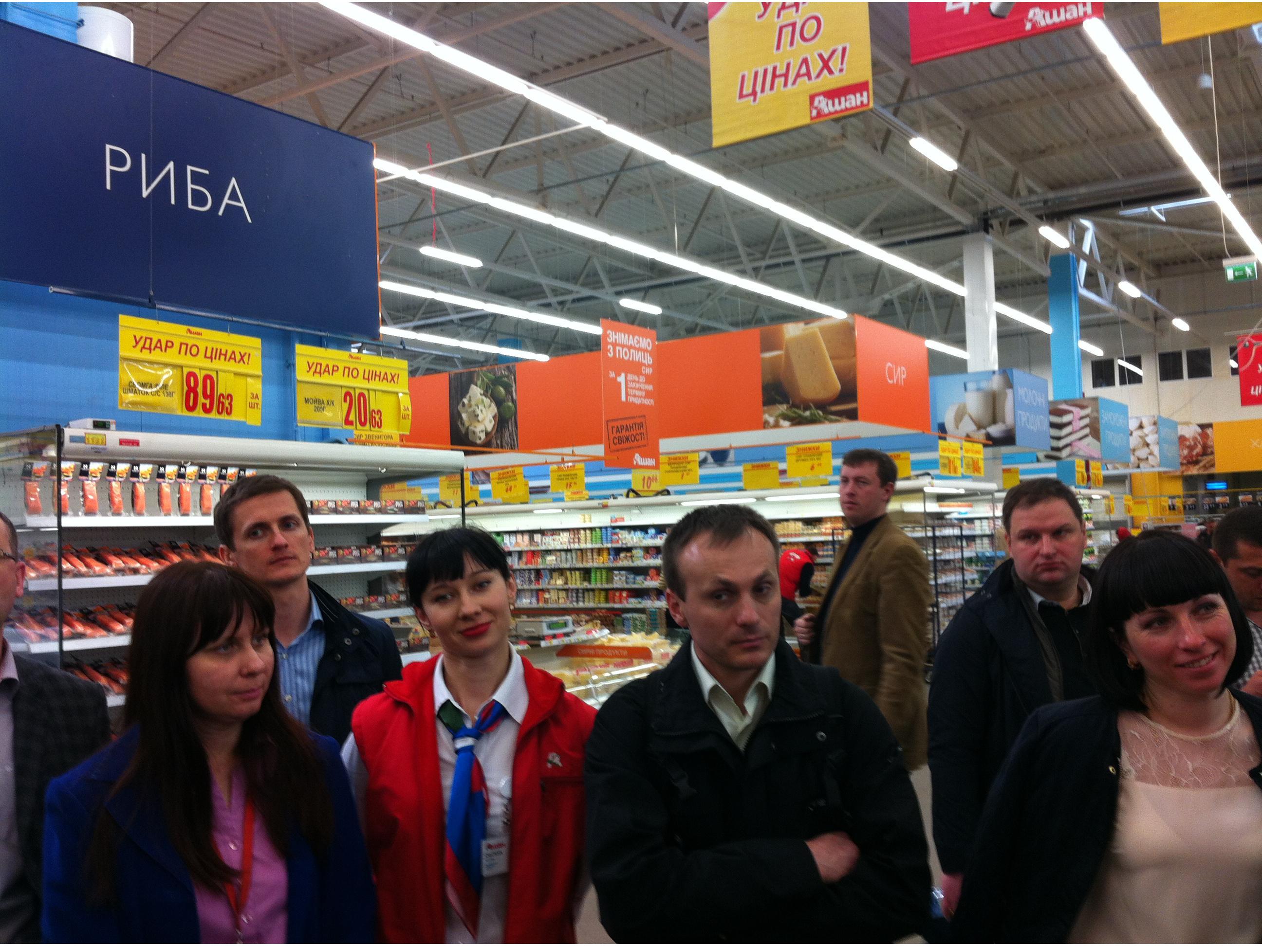 Fruits & vegetables Eastern Europe and Balkan