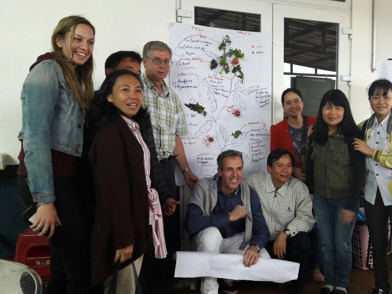 Modernization horticulture Vietnam