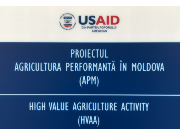 Horticulture Center of Excellence Moldova